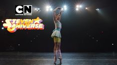 Ballerina Pearl Dances to It's Over Isn't It | Steven Universe Soundtrack | Cartoon Network - YouTube