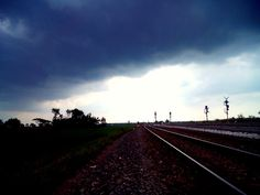 sinyal diantara awan