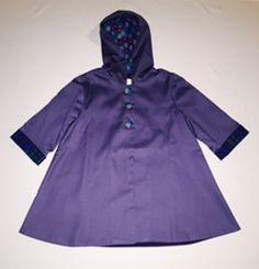 Neziswa Hooded Coat Hoods, Raincoat, Jackets, Fashion, Rain Jacket, Down Jackets, Moda, Cowls, Fashion Styles