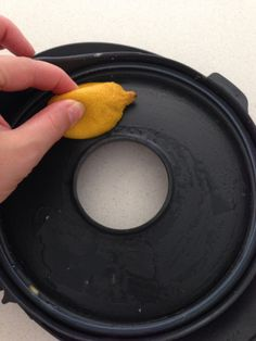 Cleaning your thermomix bowl and lid