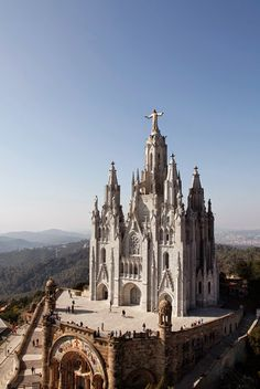 Hullaannu ja hurmaannu: Barcelona