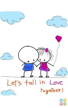 Fall in love :)