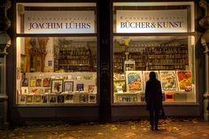 Buchhandlung ~ Hamburg, Germany