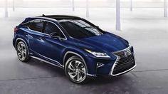 Lexus RX 350 vẫn xếp hạng đầu sau 20 năm