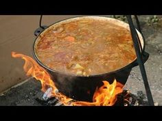 My name is Melinda I am 31 years old and we created this channel in order to share our recipes for those interested. Beef Goulash, Romanian Food, Hungarian Recipes, Bone Broth, Cauldron, Bologna, Woodworking Plans, Stew, Food And Drink