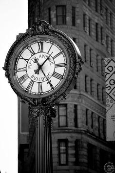 Fifth Avenue , New York City.