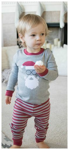 Cherishing Every Moment   Toddler Pajamas. Toddler Christmas ... 5e836760f