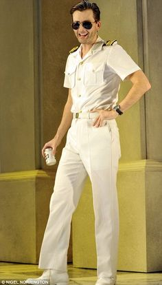 """""""Shall I never see a bachelor of three-score again?"""" Oh, David Tennant. Your Benedick is so fab."""