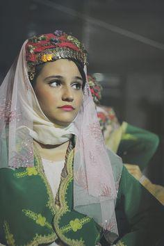 Traditional Turkish headdress