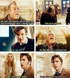 """""""Yeah, that's gonna happen."""".  So true"""