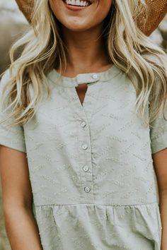 Short Sleeve Midi Dress | ROOLEE
