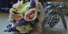 Vintage roses handtied