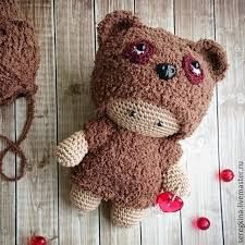 Image result for big head baby doll crochet