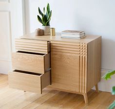 Detailed Furniture designs that put your IKEA furniture to shame! | Yanko Design Ikea Furniture, Furniture Design, Yanko Design, Desk Setup, Showcase Design, Tv Cabinets, Classic Furniture, Wood Design, Cabinet Doors