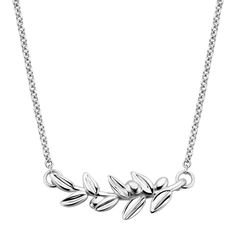 Silver Olive Branch Pendant, want! Brilliant Earth :) I love this jeweler, purchased my wedding band from here.