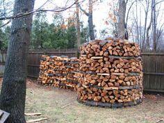 Firewood Stacking Method Archives - The Prepared Ninja