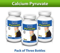 Best Naturals Calcium Pyruvate, 750 Mg, 120 Veggie Capsule
