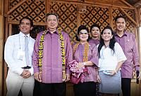 WITH MR PRESIDENT AND TRADE MINISTER OF INDOONESIA