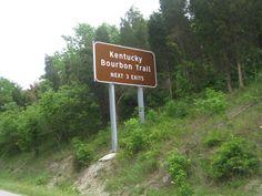 Kentucky Bourbon Trail USA