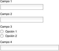 12 Trucos para el diseño de formularios web   Trucos Optimización