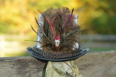 Voodoo Hat | New Orleans Voodoo Queen Full Size Top Hat by LucretiaMcEvil, $64.00