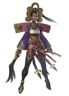 Character images for my dungeons and dragons characters (mostly females) Dungeons And Dragons Characters, Fantasy Characters, Female Characters, Character Concept, Character Art, Concept Art, Fantasy Inspiration, Character Design Inspiration, Black Comics