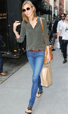 Karlie Kloss Reveals the Real Reason She's Leaving Victoria's Secret via @WhoWhatWear