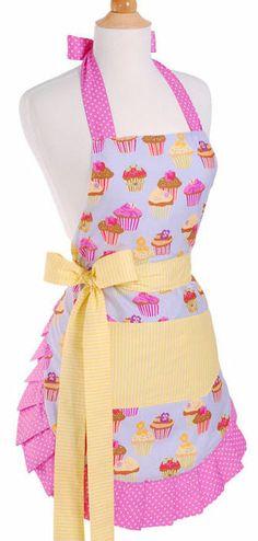 Cute Cupcake Apron ♥