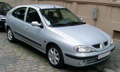 2001 Renault Megane Diesel Auto