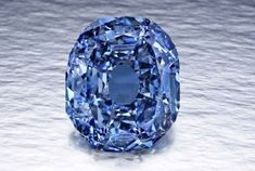 The Wittelsbach Diamond (Der Blaue Wittelsbacher) has been compared to the clarity and color of the Hope Diamond. This one is a total of 35.36 carats and has become part of the crown jewels of the Austrian and Bavarian countries.