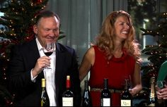 Holiday Wine Pairings on Texas Daily with Gary