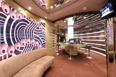 MSC Magnifica Couch, Furniture, Home Decor, Settee, Decoration Home, Sofa, Room Decor, Home Furnishings, Sofas