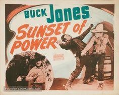 Sunset of Power (1936)