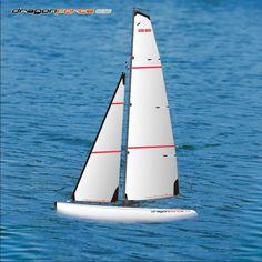 Big Fast Racing RC Sailing boat for Adults Joysway DragonForce65 8815 Remote Control Sailboats, Model Sailboats, Im Waiting For You, Us Sailing, Rc Hobbies, Boat Building, Radio Control, Surfboard, Racing