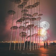 The massive show at Aristotelous Square filled our hearts with joy and happiness. May you glow brighter than the fireworks in Fireworks Show, Thessaloniki, In 2019, Joy And Happiness, Macedonia, Greece Travel, Winter Holidays, Athens, Greek