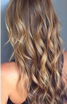 Brownish blonde