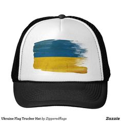 Ukraine Flag Trucker Hat  ukrainian  ukrainiangifts --- Gifts http    893d57ea97c8