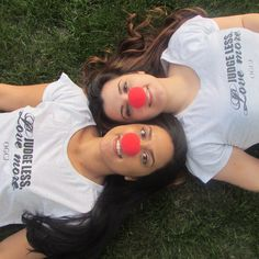 Happy Red Nose Day from us, the ladies of Muse Unrestricted! For more info check out: www.museunrestricted.com