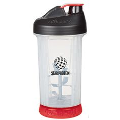 This 20 oz. Revablend bottle is an excellent promotion for your brand! You can blend ingredients into a tasty shake or smoothie by simply twisting the bottom or rolling along a clean dry surface at a 45-degree angle. It's made of polypropylene material and features stainless steel blades and a snap-on, spill-resistant flip top lid. This is BPA free and meets FDA requirements.Imprint this with your company name or logo.