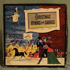 Christmas Hymns And Carols  RCA Victor Chorale  by DorenesXXOO