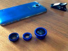 Le lenti-obiettivo per smartphone per spettacolari foto di panorami e macro