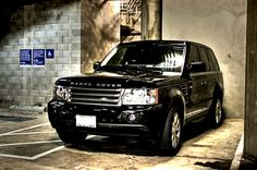 My Range Rover Sport in HDR