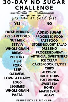 Take this FREE 30-Day Sugar Free Challenge and adhere to this food list to benefit your health. #lowglycemicindex #lowgi #sugarbomb #livesugarfree #sugarfreenation #sugarfreemomma #sugarfreegirl #livingsugarfree #sugarfree #nodiabetes