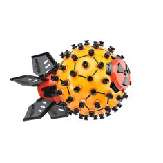 NERF Nuke - when my son sees this he is so going to want it! It is pretty cool but I imagine trying to find all the Nerf darts will not be all that fun.