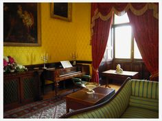 The Victorian library at Kilkenny Castle
