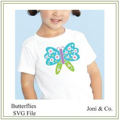 Butterflies SVG, Whimsical butterfly svg file, vinyl cutting,child room mural, wall art, children iron on transfer, greeting cards craft supply, SVG, party invitation  This design looks really cute printed on Childrens tee shirts and onsies. The images show design on a glass block and as an iron on transfer for children. The file is black and white. You can color the design with your favorite colors for printing.  As it is a digital file. No physical product will be sent. Just download and…
