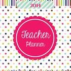 A Lesson Planner for all you teachers with a school year from January 2014-December 2014.    Plan your day in a fun way!  Created for a teacher by ...