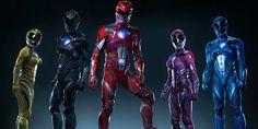 Primer tráiler oficial de los Power Rangers - #PowerRangers, #Trailer