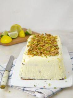 Cuuking! Recetas de cocina: Tarta fría de leche condensada, limón y galletas ¡...
