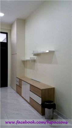 Private Residential Storage Cabinet with Display Ledge Dining Area Design, Living Spaces, Design Inspiration, Shelves, Display, Cabinet, Storage, Home Decor, Floor Space